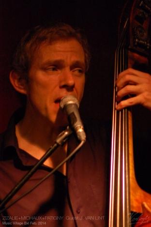 Jean Van Lint / Zizalie Swing Trio 2014