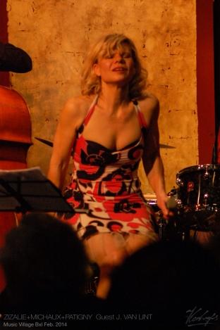 Zizalie Swing Trio 2014