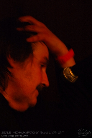 Pascal Michaux / Zizalie Swing Trio 2014