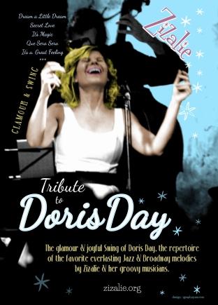 Zizalie — Doris Day recto